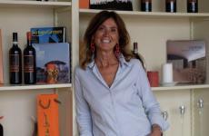 Gianna Neri, fondatrice dell'azienda vitivinicola Col di Lamo, a Montalcino