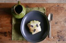Mela, mela, mela: uno dei nuovi dolci del SanBrite di Riccardo e Ludovica Gaspari. Sarà proposto anche al pubblico di Identità Golose Milano