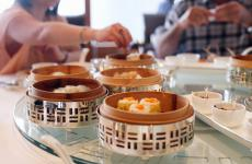 The magnificent dim sum at Lung King Heen, inside the Four Seasons hotelin HongKong. A stop you can't miss (photoCuiisine)