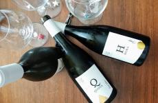 I tre vini della nuova lineaInsolitus di Abbazia di Novacella, in Sud Tirolo
