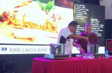 il cooking show di Datuk Chef Wan, il miglior cuoco malese e unico Ambasciatore culinariodel suo Stato