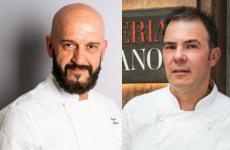 I due chef protagonisti del secondo quattro mani del 2020 a Identità Golose Milano