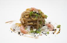 La Linguina al tè Smokey Lapsang: il piatto dell'estate di Alessandro Tormolino