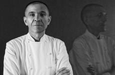Lionello Cera, veneziano classe 1966, chef e patron dell'Antica Osteria Ceradi Campagna Lupia, nella Laguna Veneziana, 2 stelle Michelin, Da qualche mese ha in gestione anche il Bistrot del maredell'Excelsior Venice Lido Resort