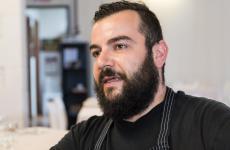 Lo chef della Taverna Migliore di Modica