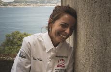 Marianna Vitale, chef e patron del ristorante Sud di Quarto, detentrice del premio Michelin Chef Donna 2020 by Veuve Clicquot(foto di Andrea Moretti)