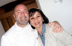 Marcello Santinie Rita Martino diCrudo Barin via Molo di Baia34 aBacoli (Napoli), telefono +39.081.3049310. Prezzo medio 50 euro vini esclusi