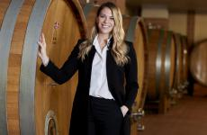 Marzia Varvaglione, classe 1989, è responsabile del marketing e dei nuovi mercati nell'azienda di famiglia