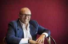 Maurizio Zanella, patron diCa' del Boscoin Franciacorta. FotoNicola Ughi