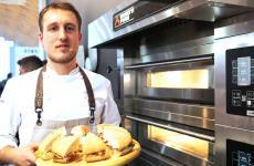 Alberto Morello è il giovane e talentuoso pizza-chef del Gigi Pipa di Este (Padova)