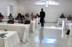 Blind tasting during Nebbiolo Prima