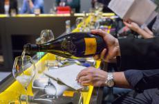 La Sala Gialla 3 sarà dedicata a Identità di Champagnecon Veuve Clicquot