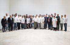The participants in the first Ambasciatori del Gusto congress. All the images are by Brambilla-Serrani