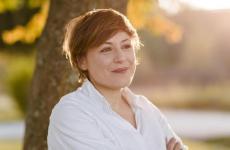 Antonia Klugmann, triestina di nascita e friulana d'adozione. E' da molti anni una presenza fissa nel programma del Congresso di Identità Golose