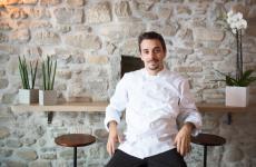 Gianluca Gorini, col suo DaGorini di San Piero in Bagno (Forlì-Cesena) è tra i protagonisti dei ristorante dell'estate