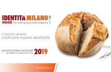 Pane by Niko Romito will be the emblem dish of Identità Milano 2019 (photo Brambilla-Serrani)