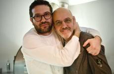 Giuseppe Iannotti e Franco Pepe: a Authentica del Pepe in Grani i due hanno dato vita a un esaltante confronto
