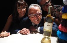 Maria Vittoria, Fausto e Angela Maculan presentano il Prato di Canzio 2017