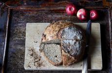 Il Pan di pane contenuto nel libro diSabrine d'Aubergine Il fornaio della domenica, un manuale ben fatto e divertente per panificare a casa