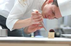 Since the end of November, Paolo Griffa is chef at Grand Hotel Royal e Golf in Courmayeur