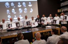 On the 6th of November the curtain fell on edition 2019 at PizzaUp inside the school of Molino Quaglia in Vighizzolo d'Este (Padua) after three days of works with the presentation of the first volume of the Almanacco della Pizza. In the middle, wearing a black t-shirt, the man who revolutionised contemporary pizza: Simone Padoan