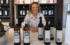 Silvia Cirri è l'anima di Podere Conca, azienda di Bolgheri proiettata al futuro