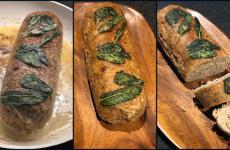 Un invitante polpettone: la ricetta casalinga di Raffaele Alajmo e della moglie Mariangela