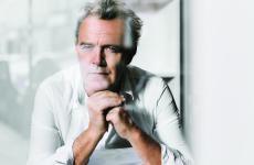Alain Passard, 62 anni, dal 1986 chef del ristorante Arpège inrue de Varenne 84, Parigi, 3 stelle Michelin ininterrotte dal 1996 (ritrattodi Douglas McWall)