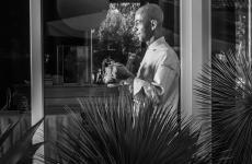 Riccardo Camanini, 47 anni, chef del ristorante Lido 84 di Gardone Riviera (Brescia). Terrà lezione al congresso di Milano lunedì 26 ottobre, ore 10.30 in Auditorium. Per iscriversi, clicca qui(foto www.ristorantelido84.com)