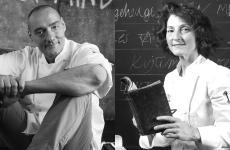 Simone Salvini e Daniela Cicioni:saranno aIdentità Golose Milanoda mercoledì 24 a sabato 27 luglio. Per informazioni e prenotazioni,visitate il sito ufficiale del nostro Hub