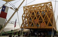 The Chilean Pavilion at Expo 2015 presents the gastronomic uniqueness of this Andean country