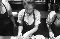 Born in Macerata, Marche, Jessica Natali is chef de partie at Noma in Copenhagen, the restaurant where she arrived as an intern in the winter of 2012/13
