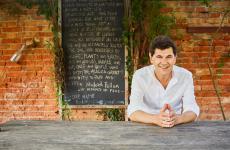 Davide Bisetto,dal 2014 chef dell'Oro al Belmond Hotel Ciprianidi Venezia