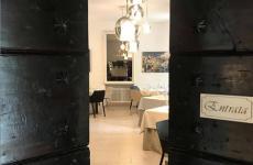 L'ingresso del nuovo ristorante Badalucci a Lugano. Foto© 2019aimaproject.com- tutti i diritti riservati