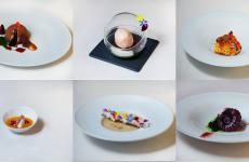 Una carrellata di piatti del ristorante Riviera di Venezia, patron Giovanni Pietro Francesco Maria Cremonini, detto GP(fotoristoranteriviera.it)