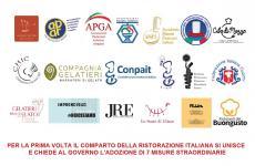 L'appello sottoscritto dalle 19 maggiori associazioni del settore