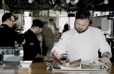 Matteo Torretta, chef del ristorante Asola, Milano