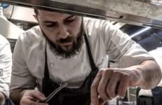 Donato Ascani, chef del bistellato Glam di Venenzia e protagonista della serata speciale di lunedì 15 giugno a Identità Golose Milano, per prenotarecliccaqui
