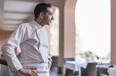 Marco De Vincentis, 42, from Naples. He's the executive sous-chef of 18 restaurants, all inside the Shangri-La Al Jissah resort  in Oman, in the Arabian Peninsula