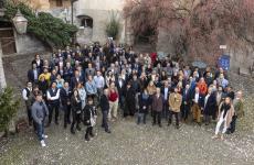 Foto di gruppo dei produttori riuniti per Summa 2019