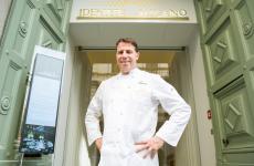 Terry Giacomello: dopo molti anni passati nelle cucine più avanguardiste del mondo, da agosto 2015 ha preso la guida della cucina del ristorante Inkiostro di Parma