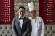 Figlio e padre, Le eGuoqing Zhang. Sono le due colonne portanti - il primo in sala, il secondo in cucina - del Bon Wei, ottimo indirizzo di ristorazione cinese a Milano