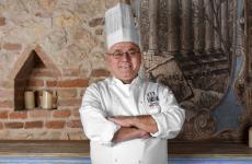 Vincenzo Di Grande, chef at the new Osteria del Guàin Lonigo (Vicenza)