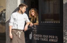 Giulio e Laura PotestàdiZibo Campo Base, in viaCaminadella21 a Milano (zona Sant'Ambrogio)