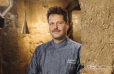 Mauricio Zillo, 40 anni, da pochi mesi chef di Gagini a Palermo. Torna da esperienze importanti aBarcellona, Parigi, Milano...