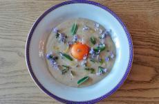 La Zuppa di pane e uovo di Andrea Ribaldone
